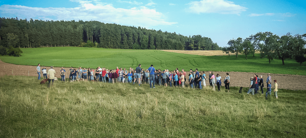 Schlossbergwanderung 2014