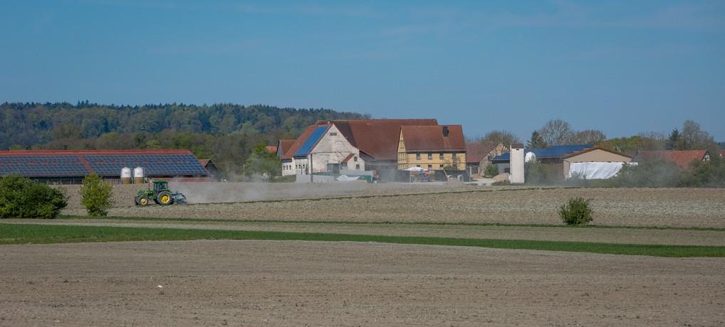 Blick auf Bottenweiler