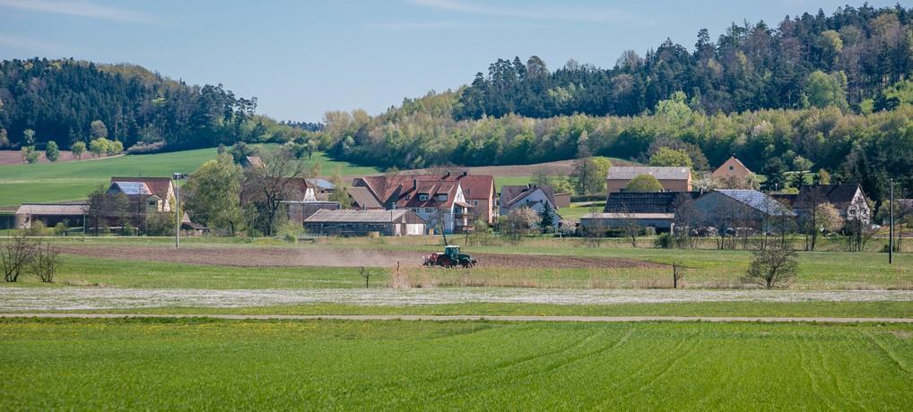 Read more about the article Blick auf Zischendorf