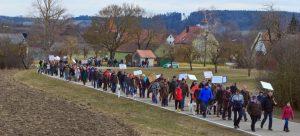 Info Ostermarsch 2014