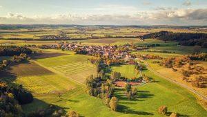 Breitenau vom Eulenhof Oktober 2017