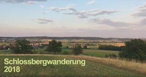 Schlossbergwanderung 2018