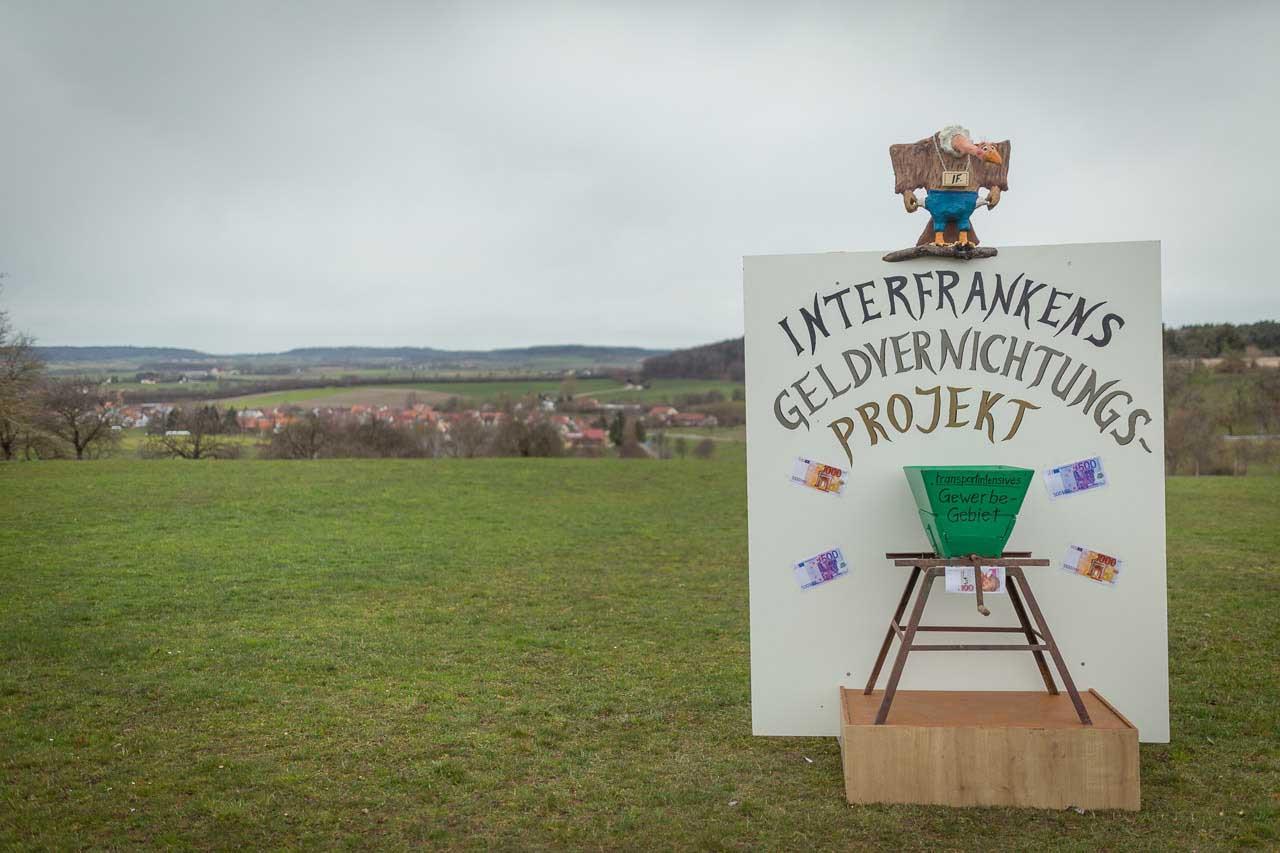 InterFranken wird zur finanziellen Sickergrube für den Landkreis Ansbach