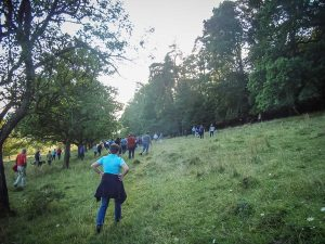 Schossbergwanderung Bergnerzell 2014